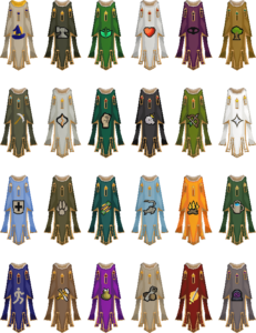 OSRS level 99 capes for beginners
