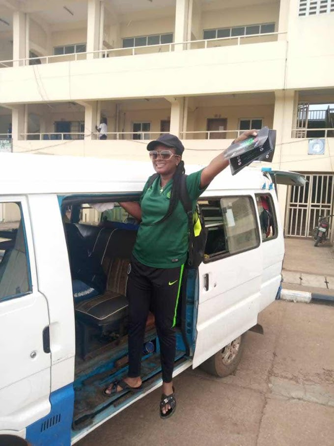 NWFL Embarks on Evangelism drive to spread the gospel of Women's football