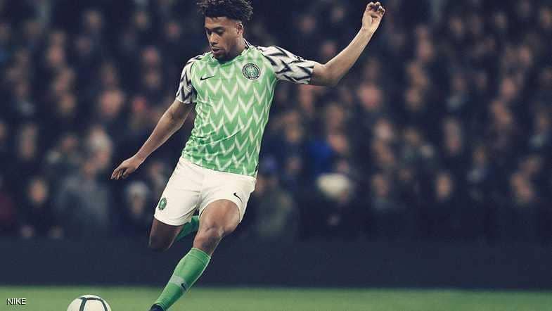 قميص منتخب نيجيريا