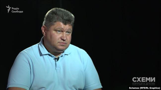 Ексдепутат Олег Дмитренко сам прийшов до журналістів, щоб розповісти про ті події