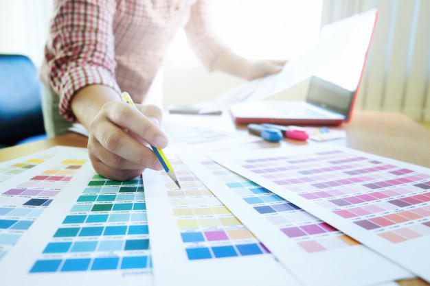 Tips penting pemilihan warna