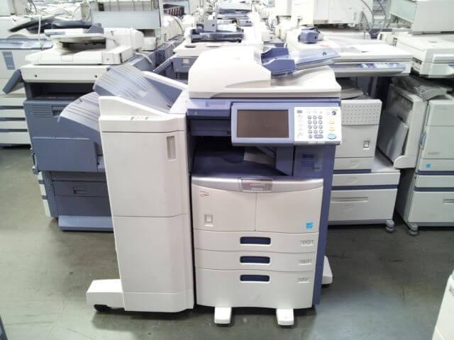 Thuê máy photocopy tại quận Tân Bình