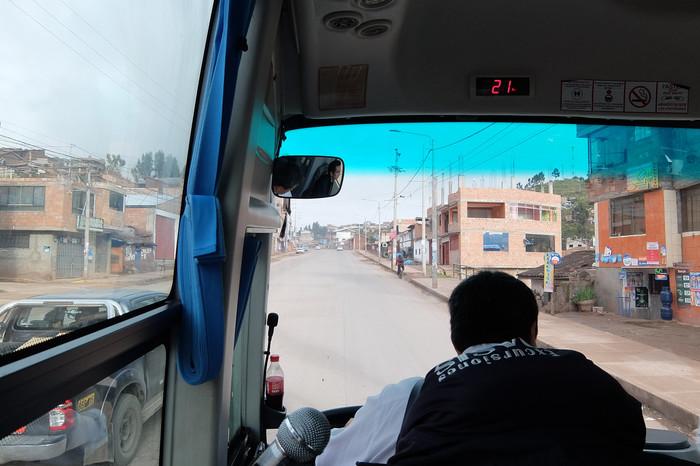 Viajar por el Perú en Bus es muy seguro.