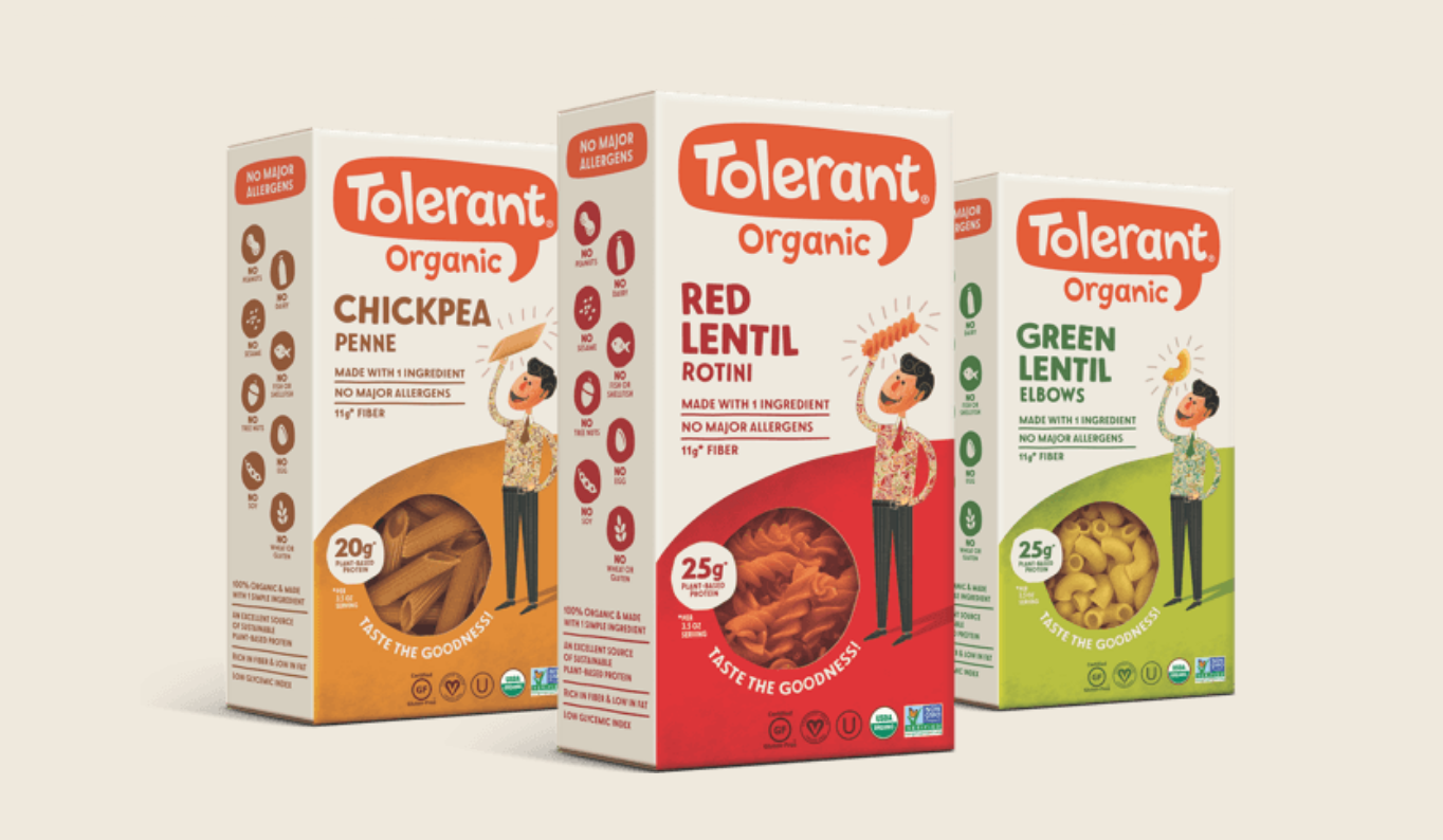 Tolerant Organic | Food Brands Looking for Influencers