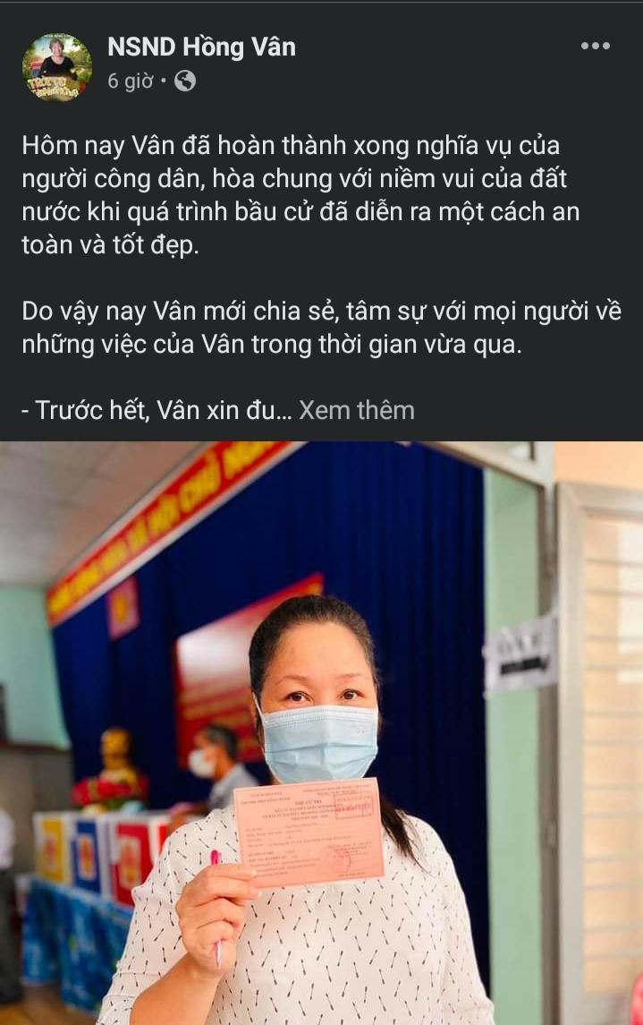 NSND Hồng Vân lên tiếng trước loạt thông tin vu khống từ doanh nhân Nguyễn Phương Hằng và cộng đồng mạng