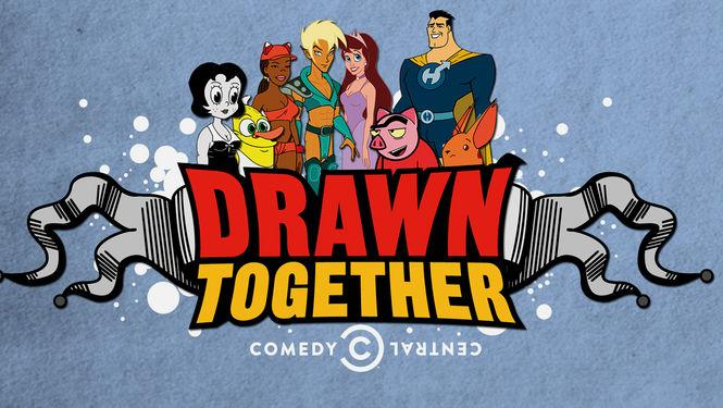 Image result for drawn together