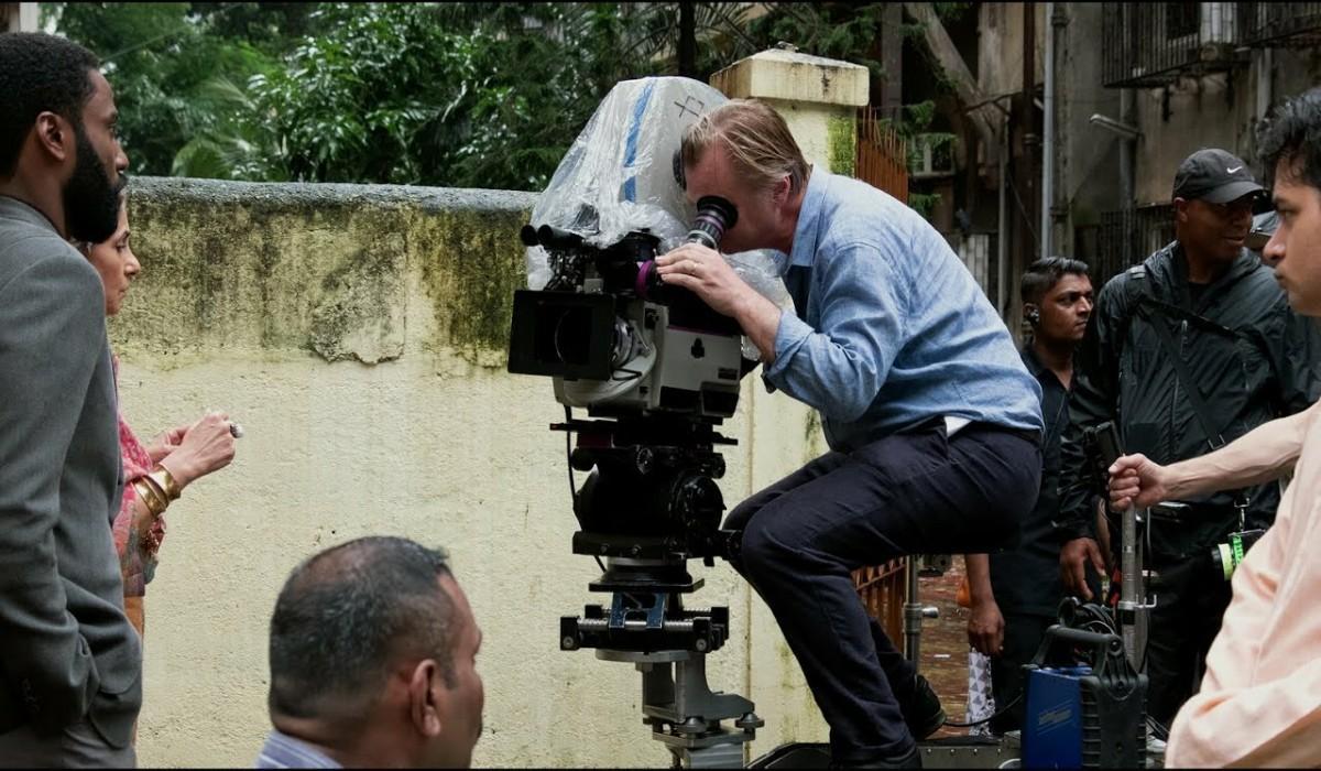 Tenet's Behind The Scenes