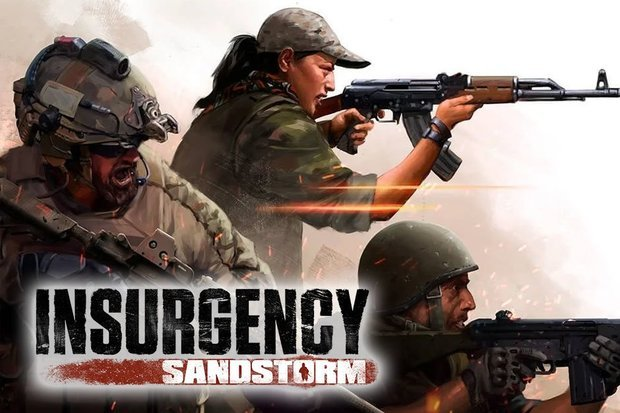 Image result for insurgency sandstorm