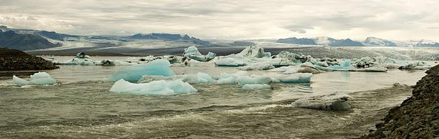 Отчет по велопоходу по Исландии