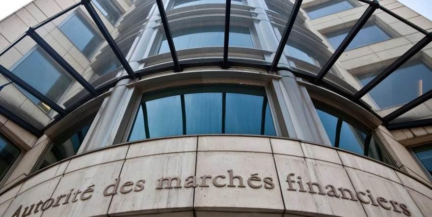 AMF headquarters (Autorite des marches Financiers)
