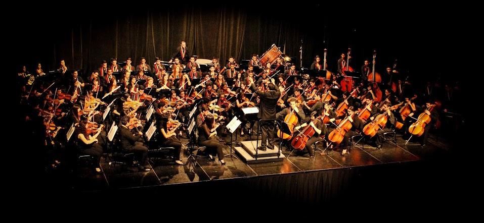 Sinfonica de la Juventud Zuliana Rafael Urdaneta