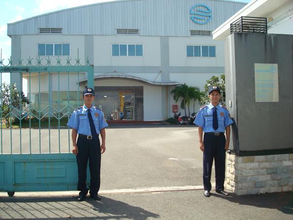 Công ty bảo vệ nhà máy chuyên nghiệp TPHCM