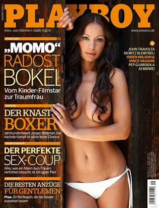 Playboy ania im niedieck nackt Ania niedieck