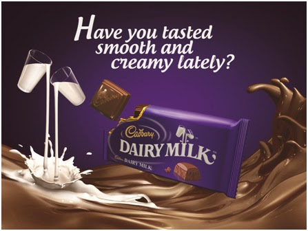 Cadbury Dairy Milk Smooth and Creamy