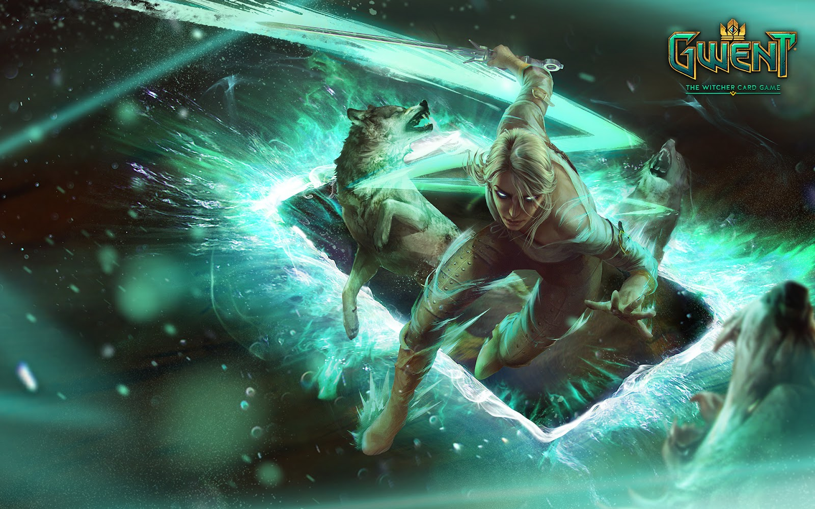 [Review] Gwent : The Witcher Card Game เกมการ์ดจากซีรีส์ The Witcher 21