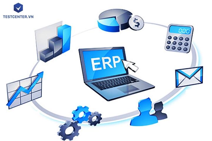 chức năng chính của hệ thống ERP là gì
