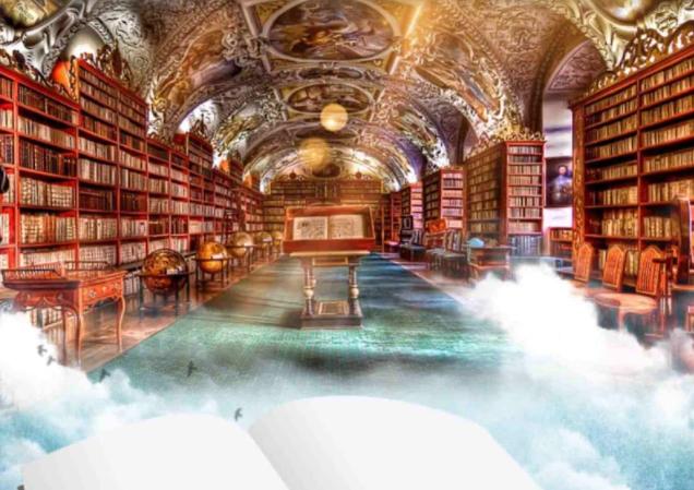 Qué son los Registros Akáshicos. No son una biblioteca mística.