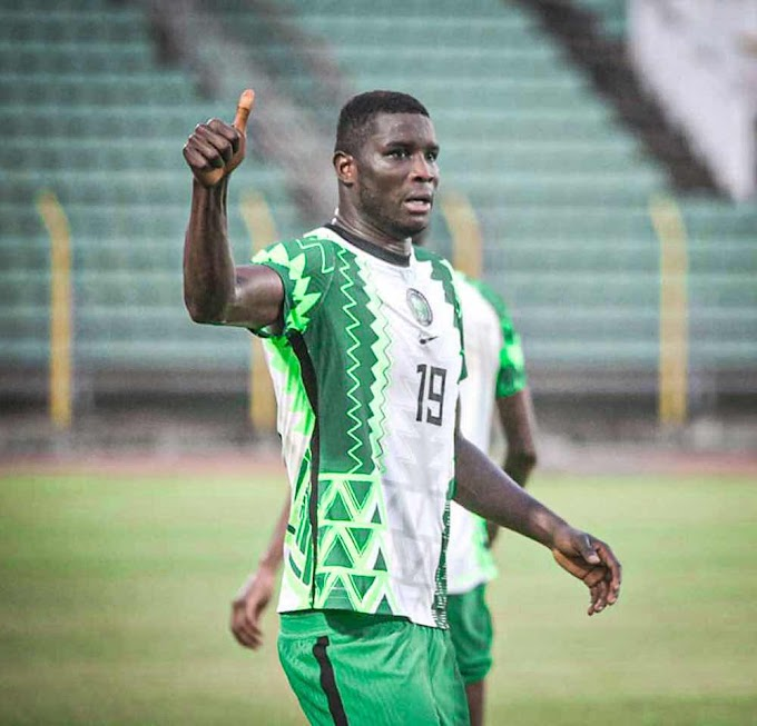 From Standby To StandTall: The Story Of Paul Onuachu