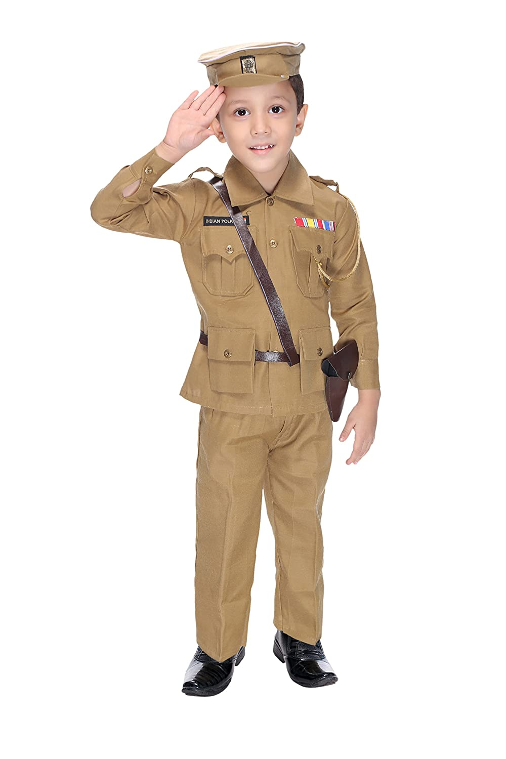 Police Costume For Kids