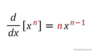 power rule | Gradient descent algorithm