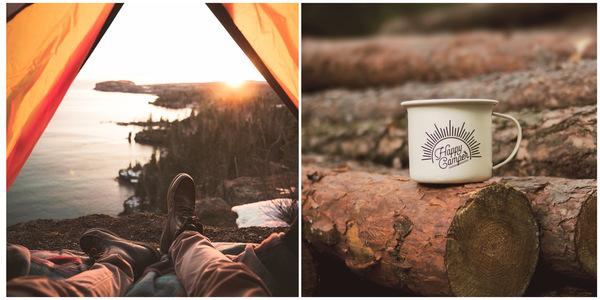 C'est la saison du camping!: Idées pour prendre des photos en camping