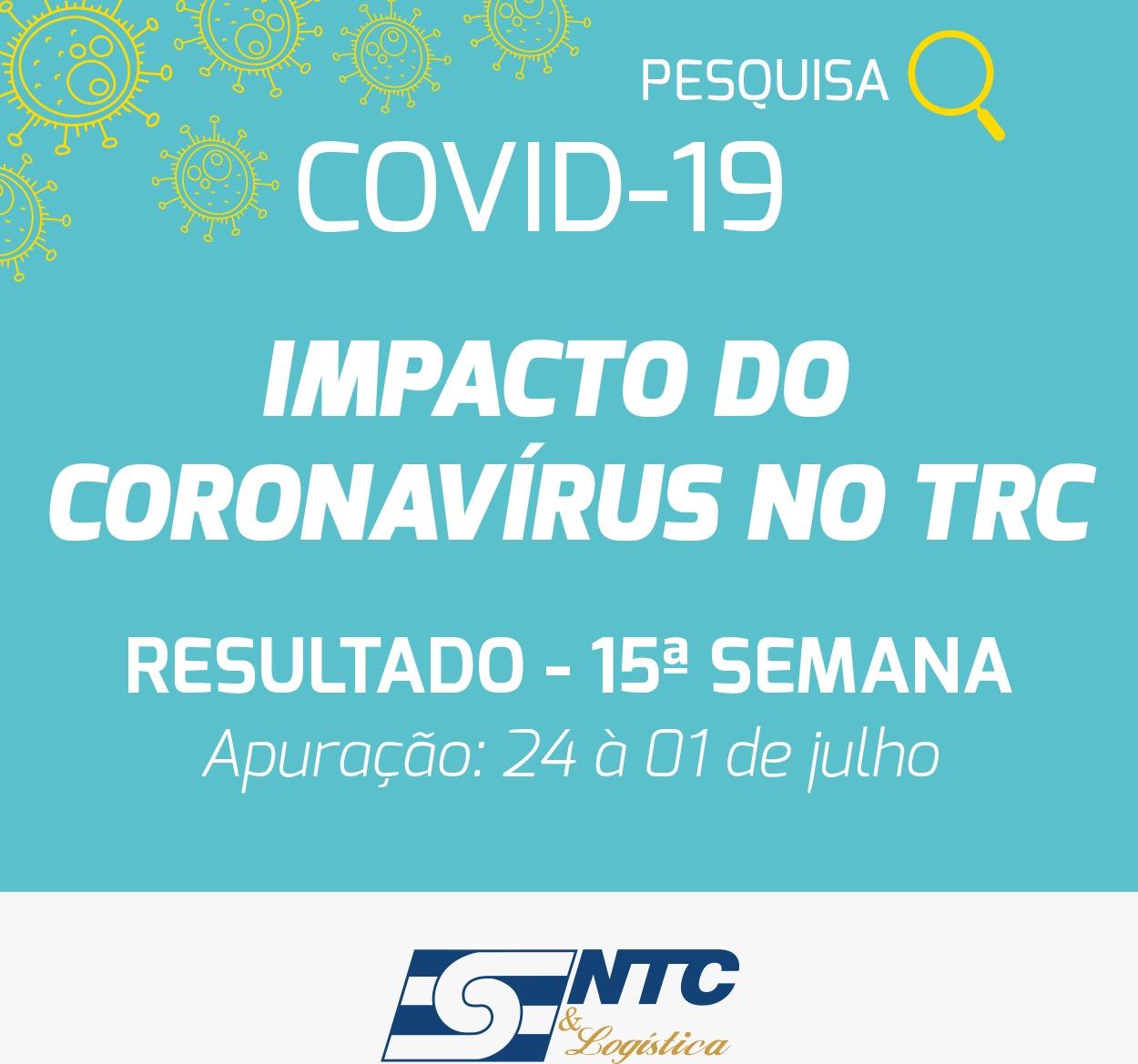 Demanda por transporte rodoviário de cargas no Brasil volta a ter leve melhora, segundo DECOPE