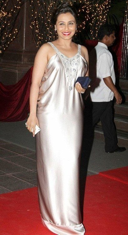 7. Rani Mukherjee