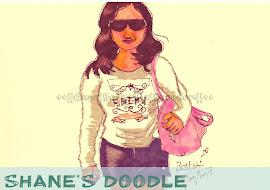 Doodle-d Shane Austine