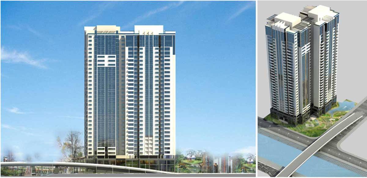 Một vị trí thuận lợi chính là điểm cộng của dự án bất động sản