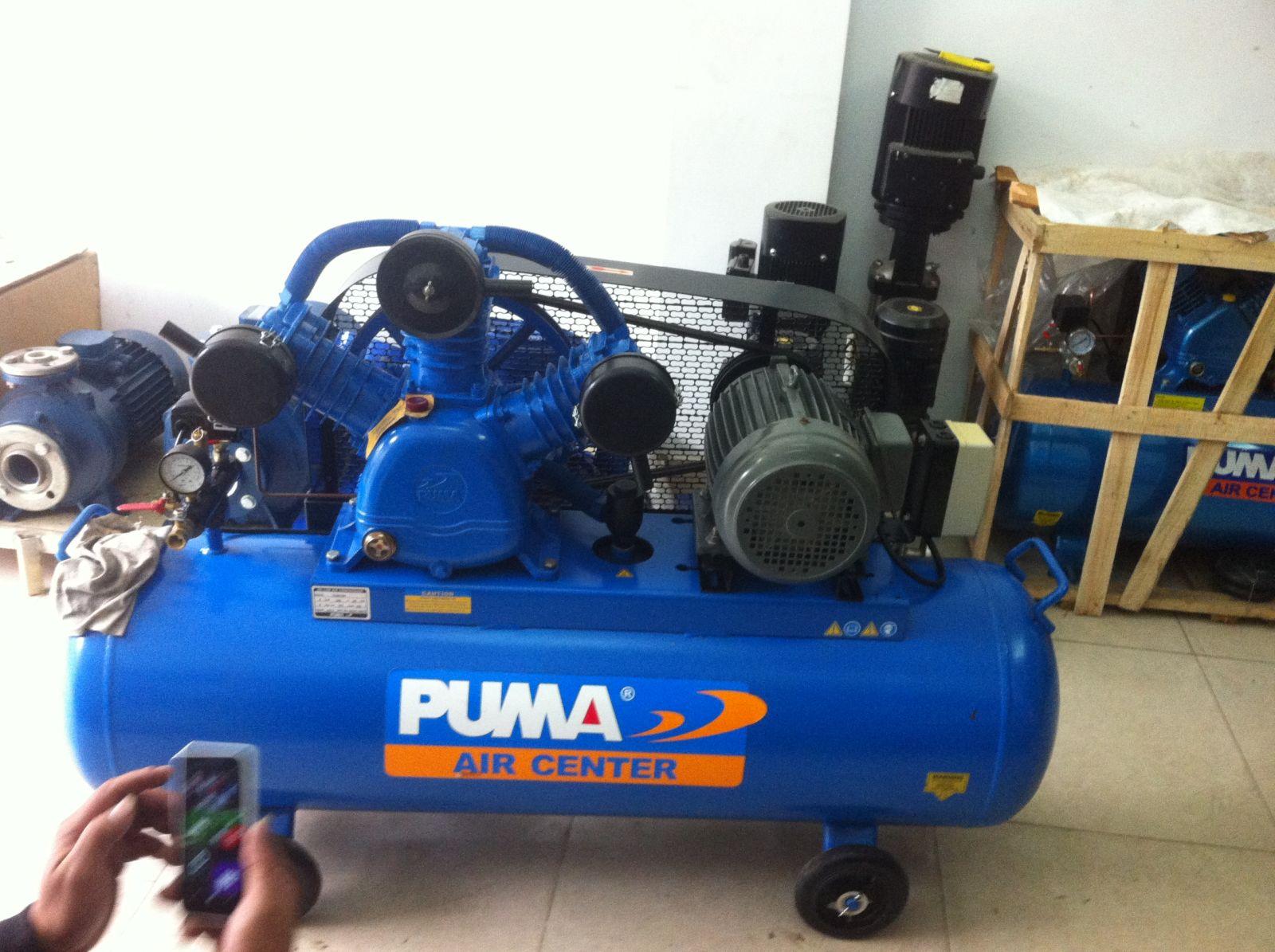 Thường xuyên kiểm tra máy bơm khí máy nén khí Piston