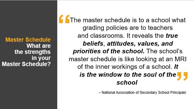 PowerSchool Learning : California MTSS : Trifecta - Master