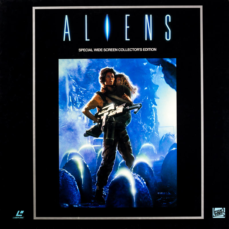 Aliens: Special Widescreen Collector's Edition (1986) (Uncut)