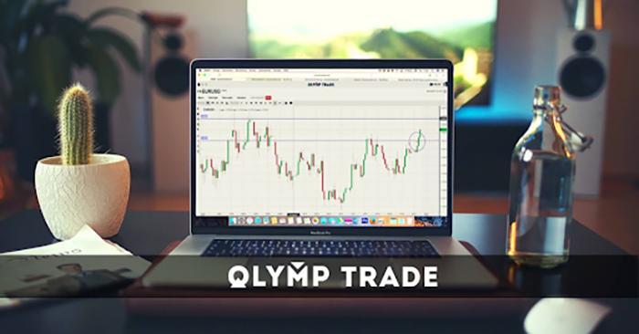 Sử dụng tài khoản Olymp Trade demo cho người mới chơi