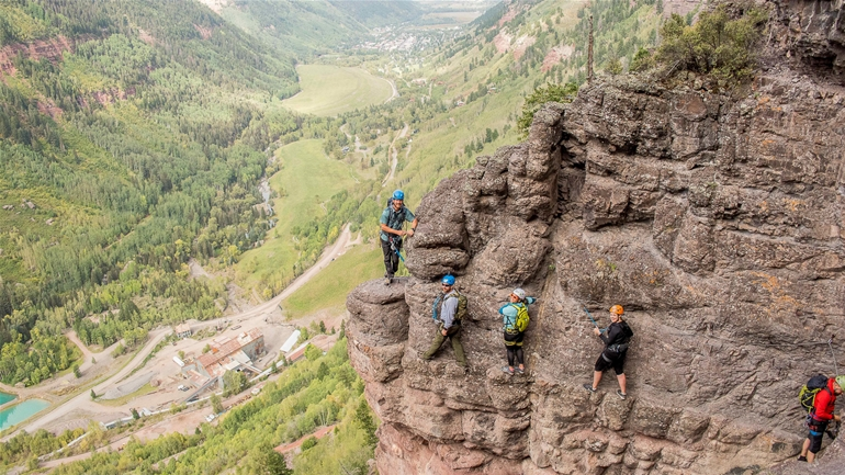 , Destination of the Month Telluride, CO