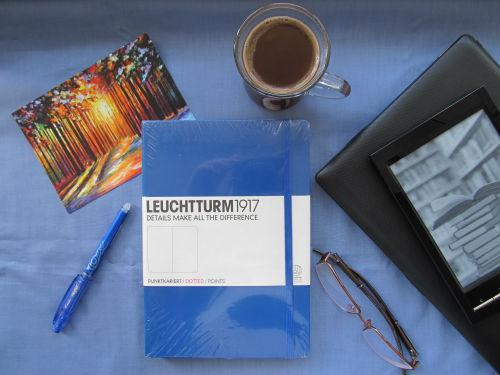 Ідеальний блокнот для ведення щоденника німецький Leuchtturm1917