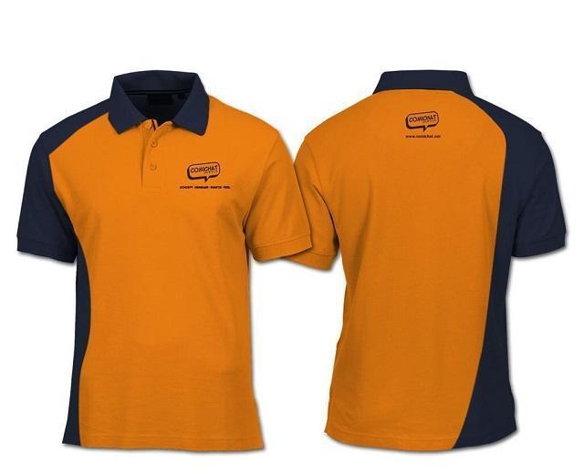 Áo thun đồng phục quảng cáo dành cho các đơn vị kinh doanh