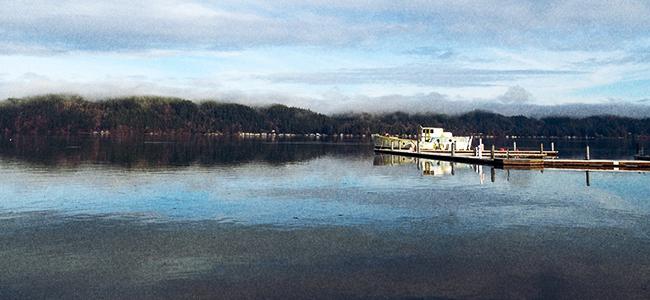 Hoodsport, Washington's Hood Canal