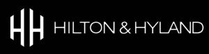 real estate logos hilton and hyland