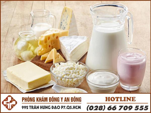 Những loại sữa phù hợp cho bệnh nhân dạ dày.