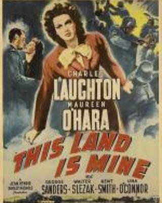 Esta tierra es mía (1943, Jean Renoir)