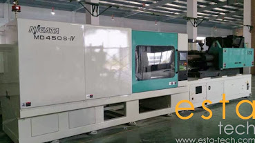 Niigata MD450S-IV (2008) All Electric Plastic Injection Moulding Machine