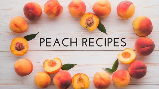Peach Recipes for the End of Summer-image