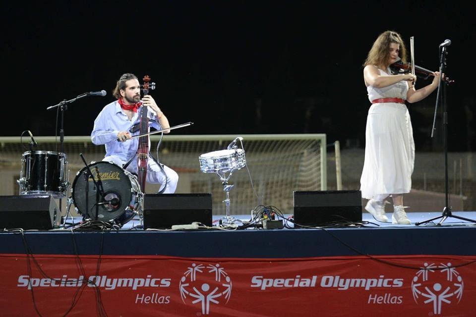 Φωτογραφία του χρήστη Special Olympics Hellas.