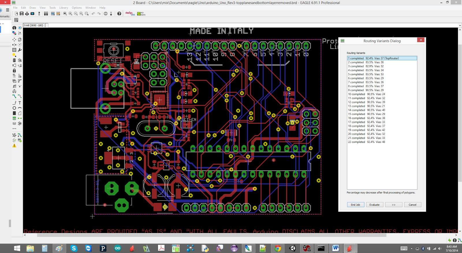 Eagle v7 Beta Review! | element14 | Autodesk EAGLE