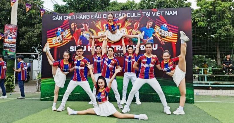 FCB88 - một năm đồng hành cùng người hâm mộ Việt Nam - Ảnh 5