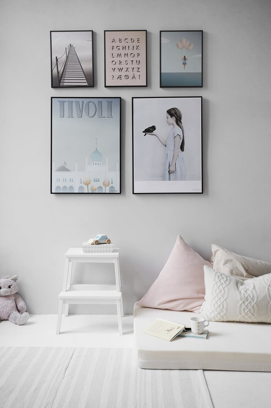 how to organize your room clean posters