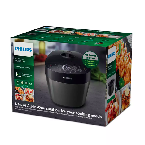 All-in-one solution for all your cooking needs. Source: Philips