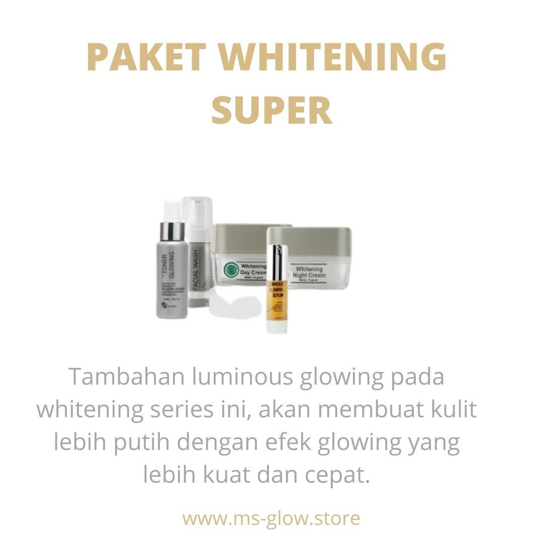 Paket Whitening Super