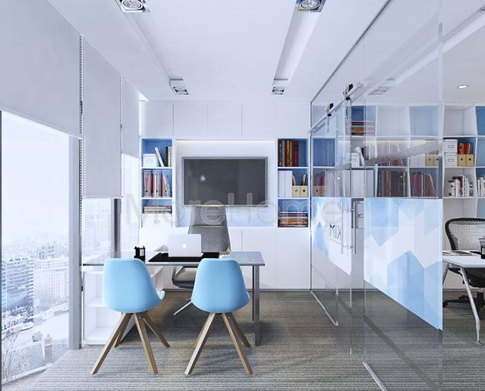Thiết kế văn phòng theo phong cách cá nhân hóa môi trường