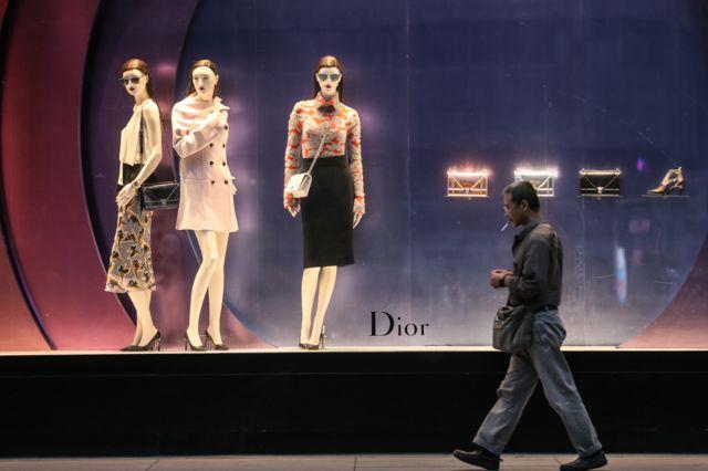 Элитный шоппинг в Даляне